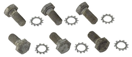 Moroso 38755 Flywheel Bolt for Chevy