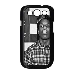 Samsung Galaxy S3 9300 Cell Phone Case Black_ASAP Rocky TR2335563