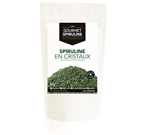 Gourmet Spirulina Spirulina Crunchies 90g by Gourmet Spirulina