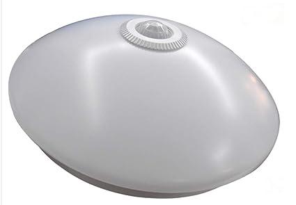 (LA) Plafón de Techo led con Sensor de Presencia por Infrarrojos. 18w,