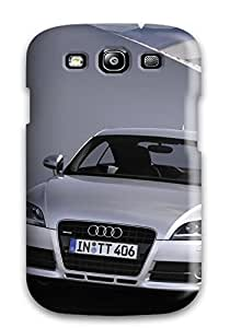 New Audi Tt Photo Tpu Case Cover, Anti-scratch XckIjgl5991oviOC Phone Case For Galaxy S3