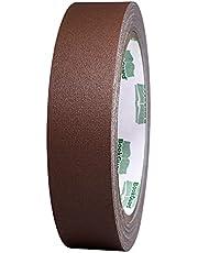 """1"""" Brown Colored Premium-Cloth Book Binding Repair Tape   15 Yard Roll (BookGuard Brand)"""