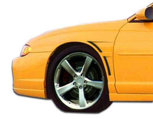 (2000-2005 Chevrolet Monte Carlo Duraflex GT Concept Fenders - 2 Piece)