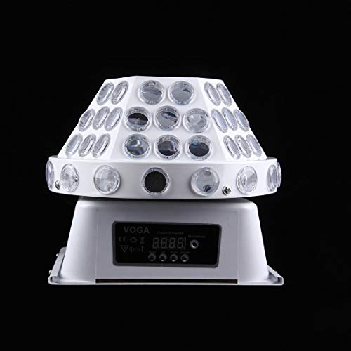 stage lighting 30W Mushroom Magic Ball LED Crystal Light, Master/Slave / DMX512 / Auto Run/Sound Control Modes, AC 220V by stage lighting (Image #1)