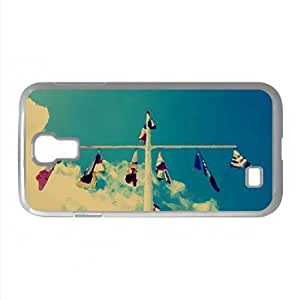 Flags Watercolor style Cover Samsung Galaxy S4 I9500 Case