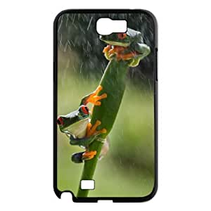 MEIMEIFrog The Unique Printing Art Custom Phone Case for Samsung Galaxy Note 2 N7100,diy cover case ygtg530870MEIMEI