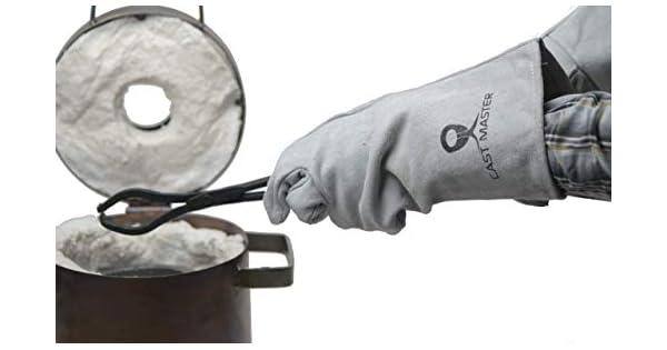 Amazon.com: Guantes de seguridad de 5.1 in resistentes al ...