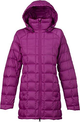 Burton Women's AK Long Baker Down Insulator Jacket, Grapeseed, Medium