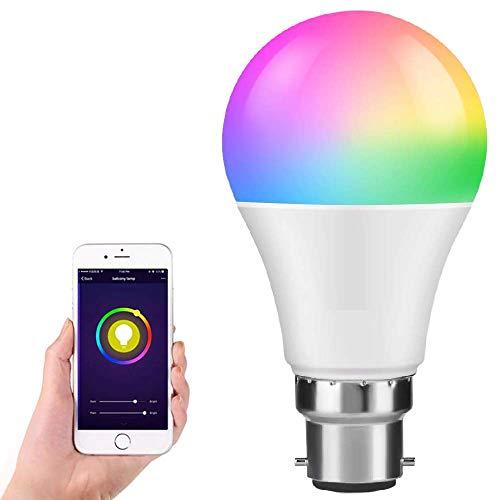 amiciSmart 10-Watts LED Color Changing Smart Bulb (RGB)