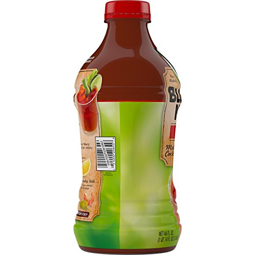 V8 Bloody Mary Mix, 46 oz. Bottle (Pack of 6) by V8 (Image #5)