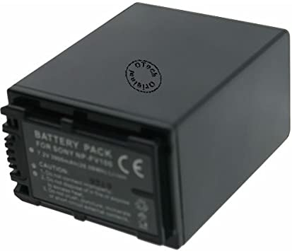 Otech Batterie Kompatibel Für Sony Fdr Ax33 Elektronik