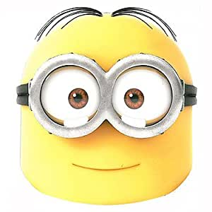 Official Despicable Me 2 Mask - Dave Minion
