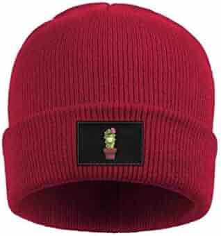 67dc646f6fd Texas Shocker Hand Beanie Hat for Women Men Warm Slouchy Fine Knit Cap