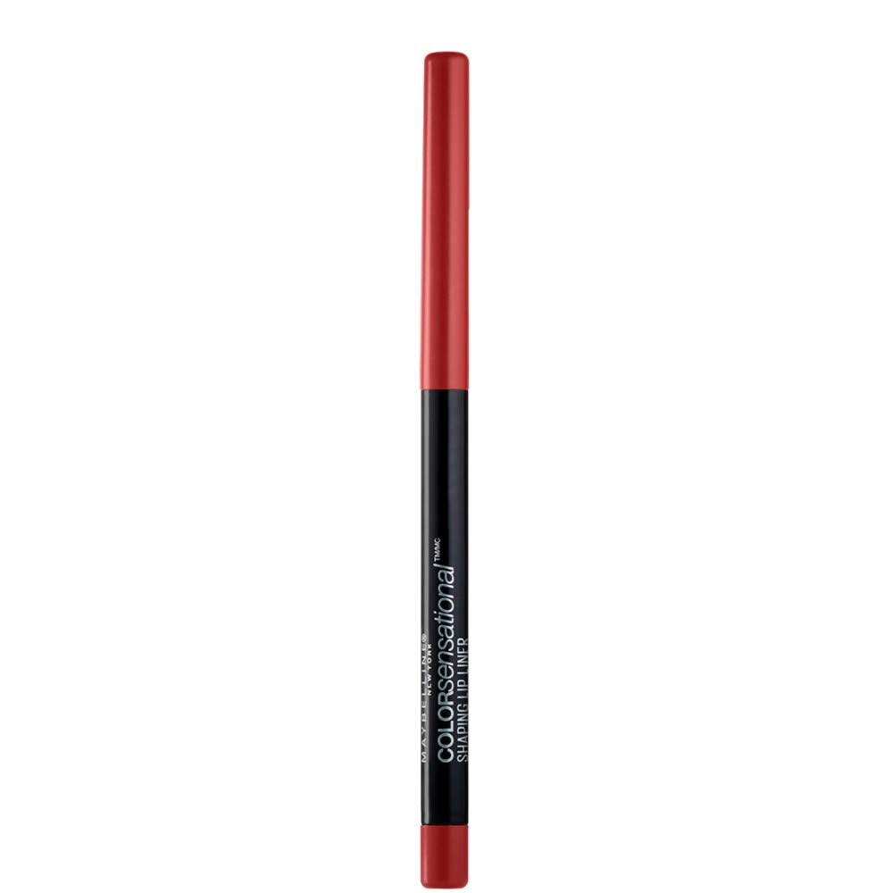 Maybelline New York Color Sensational Shaping Lip Liner No. 90 Brick Red