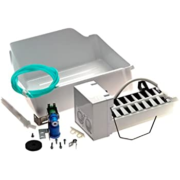 41e8IJnTsaL._SL500_AC_SS350_ amazon com frigidaire 5303918277 icemaker kit for refrigerator Frigidaire Gallery FRS26ZTH at mifinder.co