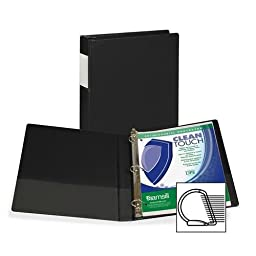 SAM16330 - Samsill Clean Touch Reference Binder