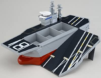Planes Tomica Big Collection Ship Aircraft Carrier Flysenhawa