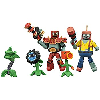 amazon com diamond select toys plants vs zombies garden warfare 2