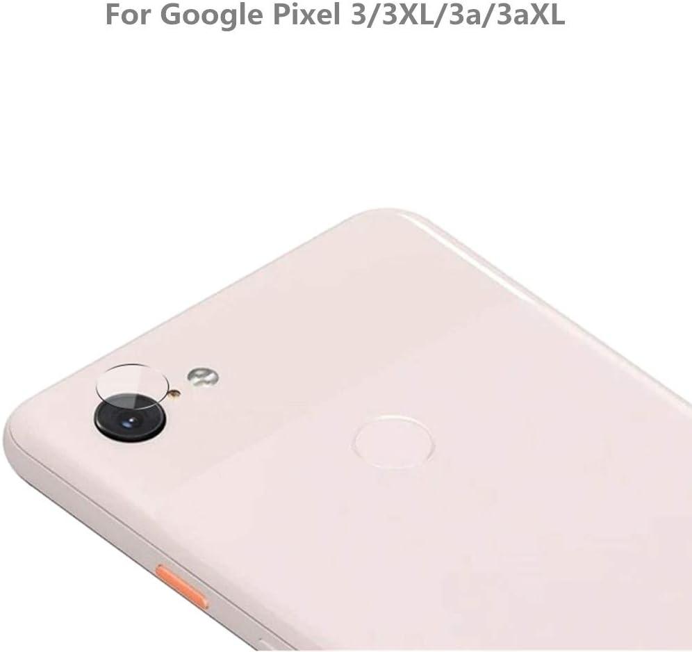 Distinct® Compatible con Google Pixel 3a XL Protector de Lente de ...