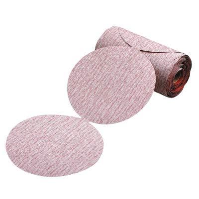 Carborundum 481-05539520269 Premier Red Aluminum Oxide Dri-Lube Paper 5 P80