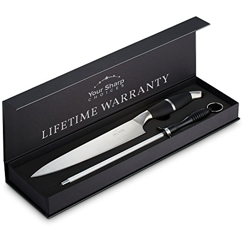 Professional 8 Inch Chefs Knife Set - High Carbon Chef Knife