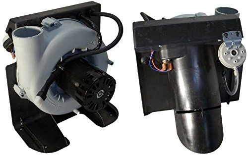 Bradford Whitewater Heater (Bradford White Water Heater Exhaust Blower (117524-00, 110519-00) Fasco # W3, Model: W3, Outdoor & Hardware)