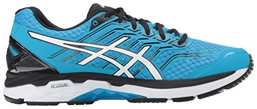 ASICS GT Black Island Blue Shoe Running 2000 5 White Men aa5qrwP