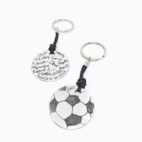 Llavero personalizado pelota: Amazon.es: Handmade