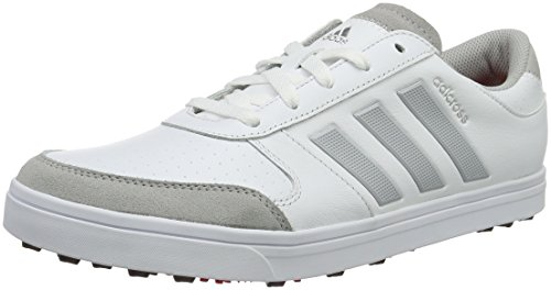 Adidas 2016 Adicross Gripmore 2 Climaproof Waterproof Spikeless Mens Golf Shoes White/Onix 6Qbxl