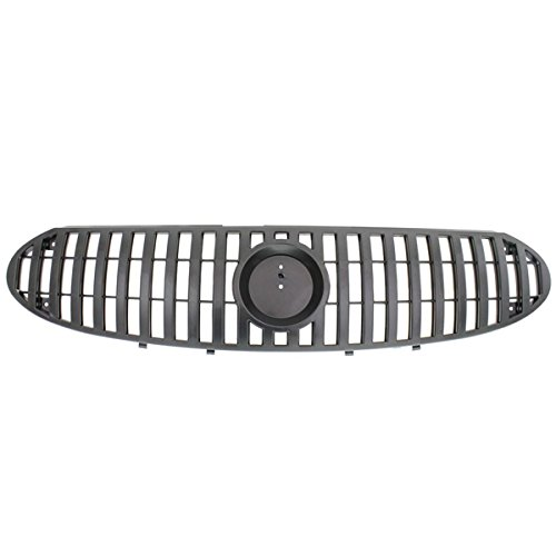 Koolzap For NEW 02-07 Rendezvous Grill Grille Assembly Gray Shell/Insert GM1200484 10424647