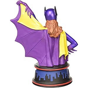 DIAMOND-SELECT-TOYS-Batman-1966-Classic-TV-Series-Batgirl-Resin-Bust
