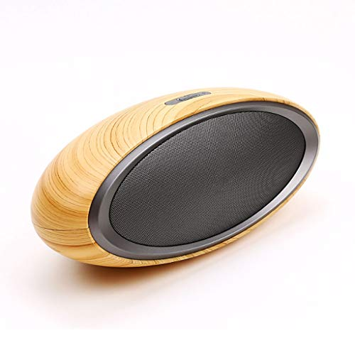 Wireless Bluetooth Portable Speaker 3D Surround Sound Retro Bluetooth Speaker Outdoor Travel Swimming Pool Family Reunion Bluetooth Speaker