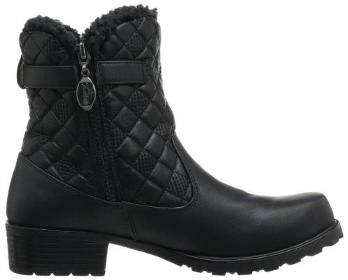 Trotters Womens Blast Iii Boot Black Quill