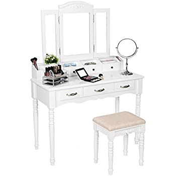 Amazon Com Bobkona F4074 St Croix Collection Vanity Set