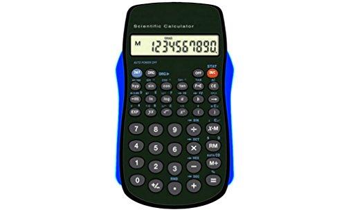 MD EE. UU.–56función Calculadora científica, Azul