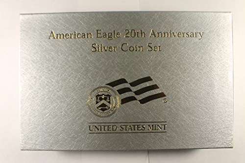2006 P & W American Eagle 20th Anniversary Proof, Reverse Proof & Uncirculated ()
