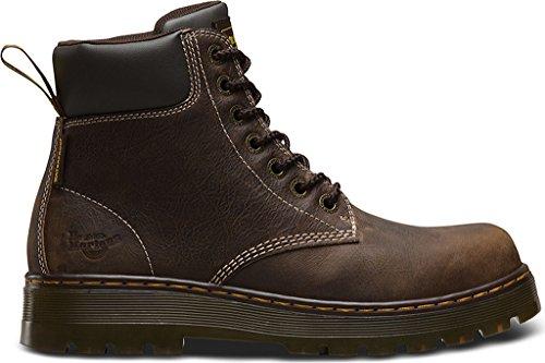 Men's Boot Brown 7 Martens Dr NS Winch Eye Waterproof qT1w05xS