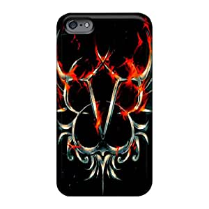 High Quality Hard Cell-phone Case For Apple Iphone 6s (uLO3059dTTf) Support Personal Customs Trendy Black Veil Brides Image