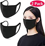 AOOBA Fashion Dust Protective Face Cover,2 Pack