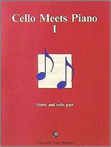 Book Cello Meets Piano I (Music Scores) by Koneman Music (1998-03-04)