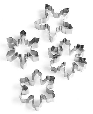 Amazon Com Martha Stewart Collection Cookie Cutters Holiday