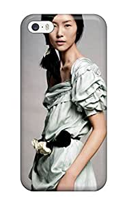 New Arrival Cover Case With Nice Design For Iphone 5/5s Liu Wen