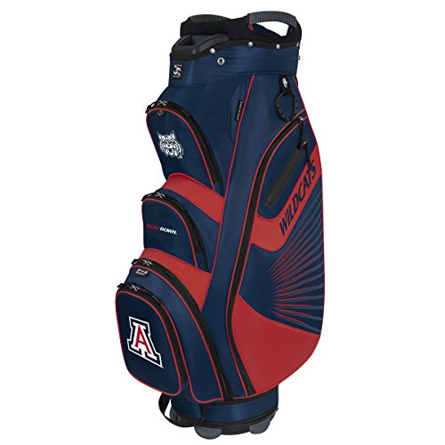 Wildcats Bucket (Team Effort Arizona Wildcats The Bucket Ii Cooler Cart Bag)
