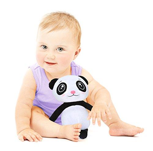 41e8QRxiUdL - Little Baby Bum Baby Panda Plush
