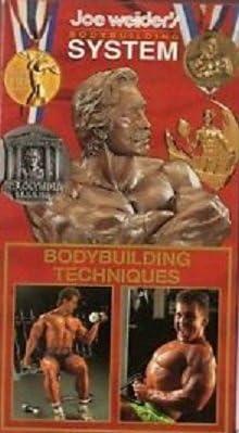 Amazon Com Basic Bodybuilding Techniques Vhs Weider Joe Movies Tv