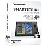 Humminbird SmartStrike Maps, Mid-South States