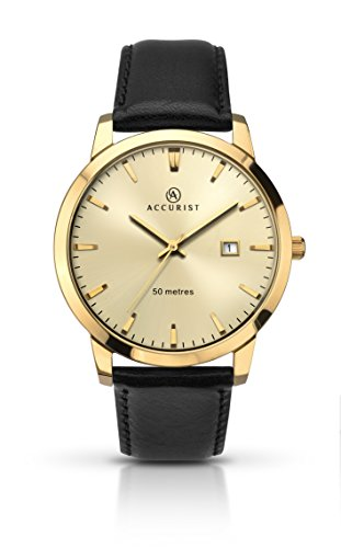 Mens Accurist Chronograph Watch 7103