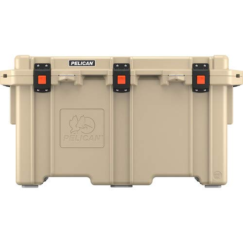 150QT Elite Cooler (Tan) [並行輸入品]   B07MGCTT25