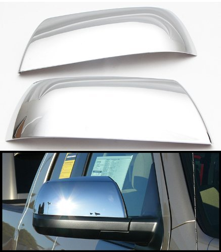 Razer Auto Chrome Top Half Mirror cover for 2007-2014 Toyota Tundra