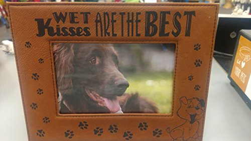 Wet Kisses are the Best Picture Frame from GiftWorksPlus